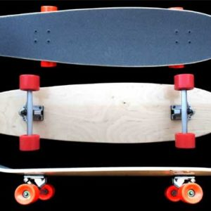 Fun Box Big Kick Longboard