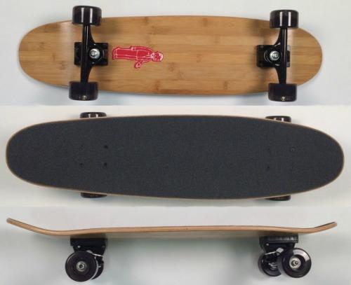Fun Box Skateboards Bamboo Nickel Skateboard