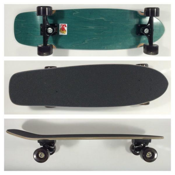 Fun Box Skateboards complete Retro Cruisers
