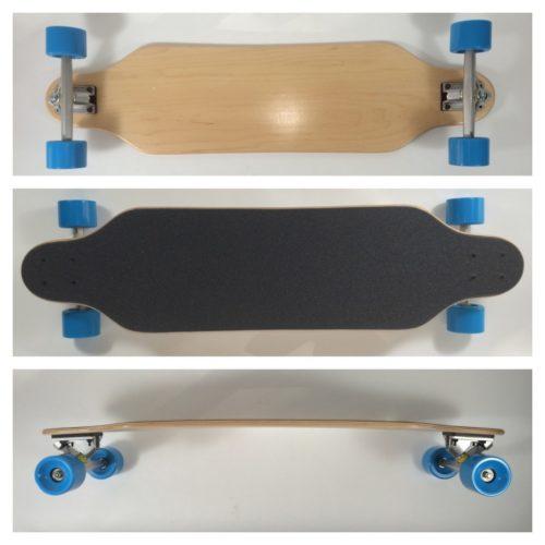 FunBox Skateboards Lunar Complete Longboard