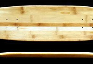 Fun Box Skateboards Bamboo Nickel