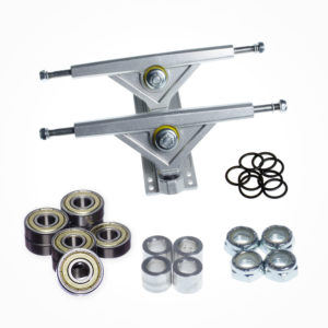 longboard skateboard accessories upgrade kit