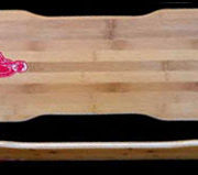 Fun Box Skateboards Bamboo Kray Longboard