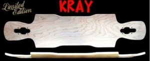 Fun Box Skateboards Maple Kray Deck