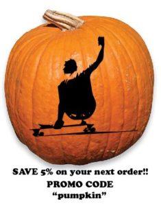 FunBox Skateboards Promo code Halloween 2017