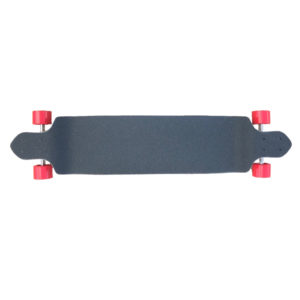 FunBox Skateboards Drop Down Complete Longboard Skateboard