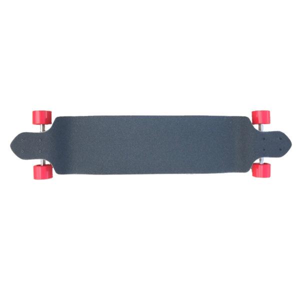 FunBox Skateboards Drop Down Complete Longboard Skateboard