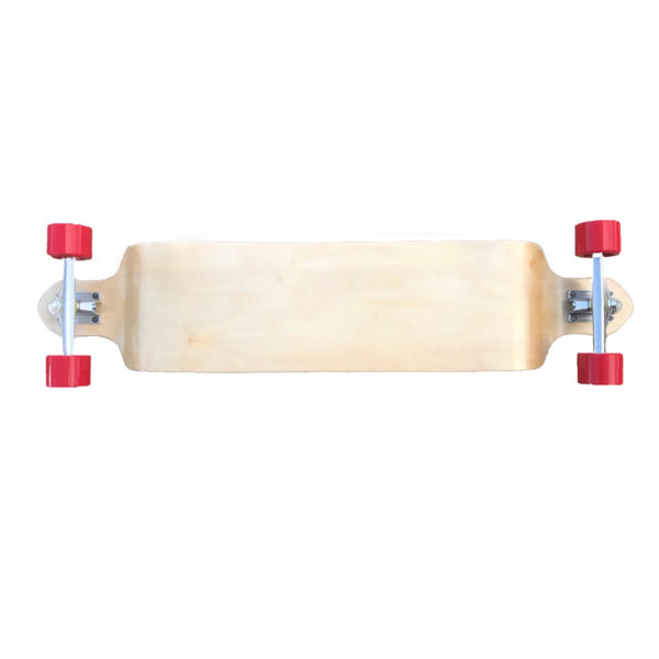 FunBox Dispatch Drop Down Complete Longboard Skateboard