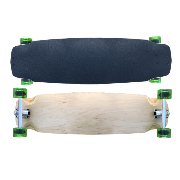 "FunBox Skateboards Brandy 36"" Brick Longboard skateboard"
